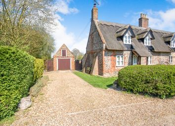 Thumbnail 2 bed cottage for sale in Wretham, Norfolk