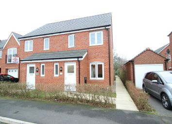 Thumbnail 2 bed end terrace house for sale in Daisygate Drive, Broadheath, Altrincham