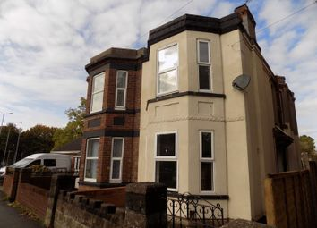 Thumbnail 3 bedroom semi-detached house to rent in Sandon Road, Stafford