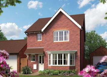 "Thumbnail 3 bed detached house for sale in ""The Horton"" at Farrier Gardens, Eccleshall, Stafford"