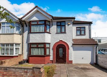 Thumbnail 5 bed semi-detached house for sale in Salt Hill Avenue, Slough