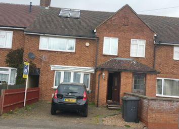 Thumbnail 4 bedroom terraced house to rent in Hawthorn Avenue, Luton