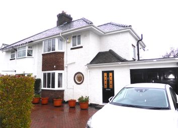 Thumbnail 3 bed semi-detached house for sale in Mayfield Road, Bebington