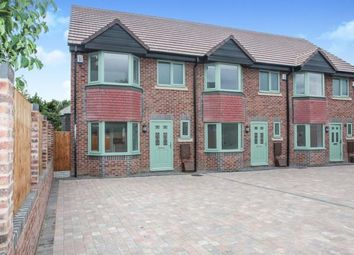 Thumbnail 4 bedroom end terrace house for sale in Lucerne Close, Mile Tree Lane, Aldermans Green, Coventry