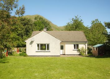 Thumbnail 3 bed detached bungalow for sale in Clovullin, Ardgour, Fort William, Inverness-Shire