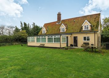 Thumbnail 4 bed property for sale in School Road, Elmswell, Bury St. Edmunds