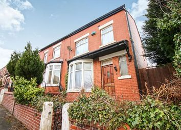 Thumbnail 3 bed terraced house to rent in Leamington Road, Blackburn