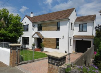 Thumbnail 4 bed detached house for sale in Chaddlewood Close, Plympton, Plymouth