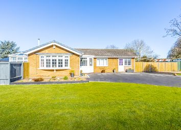 Thumbnail 3 bed detached bungalow for sale in Low Road, Wyberton, Boston