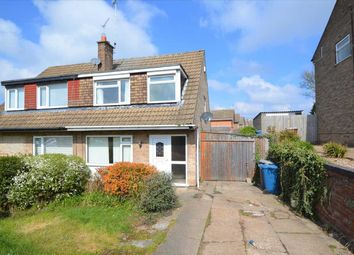 Thumbnail 3 bedroom semi-detached house for sale in Cherry Hill, Keyworth, Nottingham