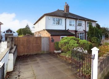 Thumbnail 3 bedroom semi-detached house for sale in Franklin Road, Penkhull, Stoke-On-Trent