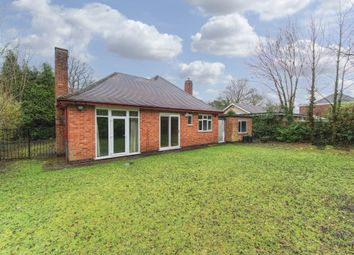 Thumbnail 3 bed detached bungalow for sale in Groby Road, Leicester