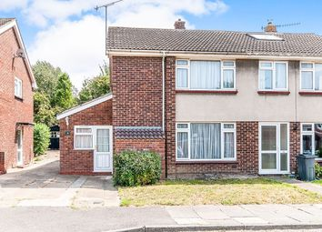 Thumbnail 5 bed semi-detached house for sale in College Road, Canterbury