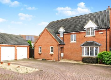 4 bed detached house for sale in Thorn Road, Hampton Hargate, Peterborough PE7