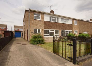 Thumbnail 3 bed semi-detached house to rent in Rochdale Road, Scunthorpe