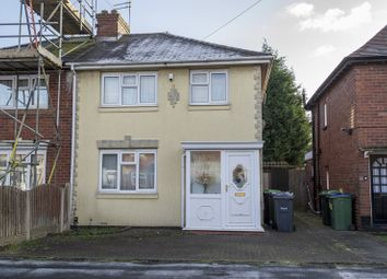 Thumbnail 3 bed semi-detached house for sale in Borough Crescent, Oldbury