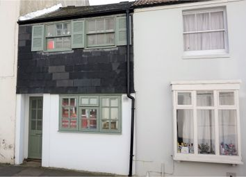 Thumbnail 3 bed cottage for sale in Sillwood Street, Brighton