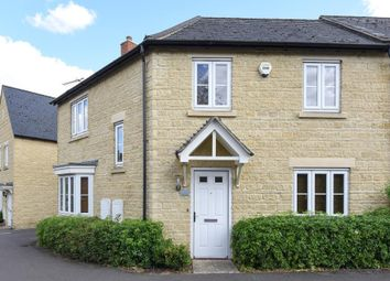 Thumbnail 3 bedroom semi-detached house to rent in Wenman Close, Witney