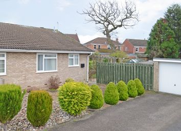 Thumbnail 2 bed semi-detached bungalow to rent in Ash Walk, Strensall, York