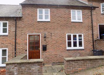 Thumbnail 2 bed property to rent in Vine Yard Cottages, Belle Vue Road, Ashbourne