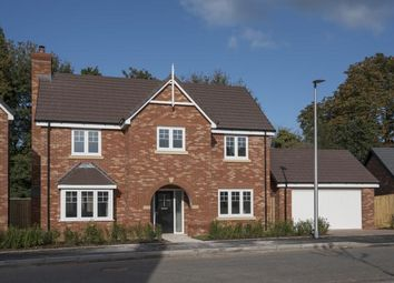 Thumbnail 4 bed detached house for sale in Shrewsbury Road, Hadnall