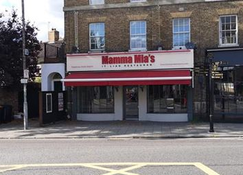 Thumbnail Restaurant/cafe to let in 36 St. Peters Street, Bedford, Bedfordshire
