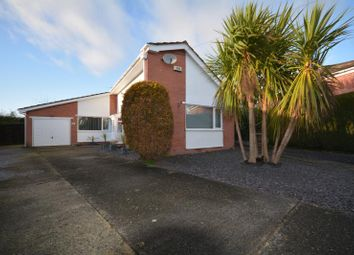 Thumbnail 3 bed detached bungalow for sale in The Looms, Parkgate