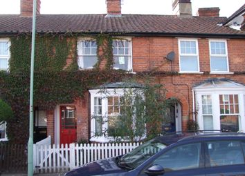 Thumbnail 2 bed terraced house for sale in Chapel Road, Saxmundham, Suffolk
