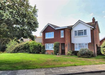Kingsmead, Seaford, East Sussex BN25. 4 bed detached house