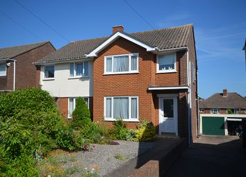 Thumbnail 4 bedroom semi-detached house for sale in Linda Close, Heavitree, Exeter