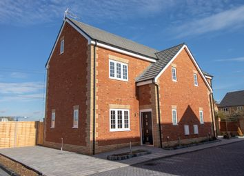 Thumbnail 3 bedroom semi-detached house for sale in Grovebury Farm Close, Leighton Buzzard
