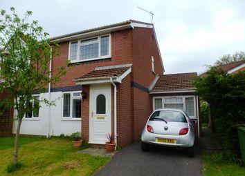 Thumbnail 3 bed property to rent in Parc Bryn Derwen, Llanharan, Pontyclun