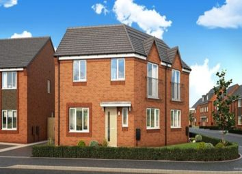 Thumbnail 3 bed semi-detached house for sale in Keepmoat Homes Central Avenue, Liverpool