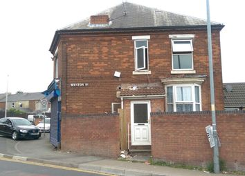 Thumbnail 1 bed flat to rent in Weston Street, Walsall, West Midlands