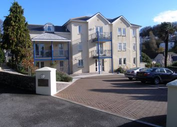 Thumbnail 2 bed flat to rent in Collaton House, Old Torwood Road, Torquay