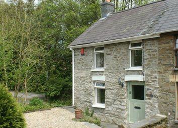 Thumbnail 1 bed cottage for sale in Drefach Felindre, Carmarthenshire