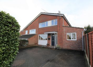 Thumbnail 4 bed semi-detached house for sale in Kellynch Close, Alton, Hampshire