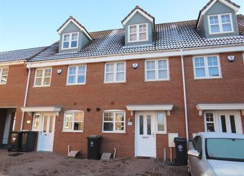 Thumbnail 3 bed town house for sale in Belfry Mews, Rushden