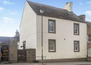 Thumbnail 4 bed town house for sale in West High Street, Lauder