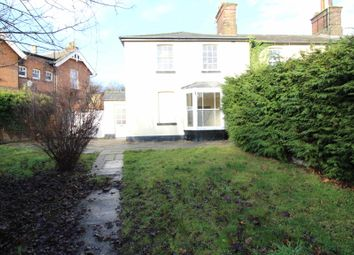 Thumbnail 3 bedroom terraced house to rent in Station Terrace, Station Approach, Hitchin, Herts