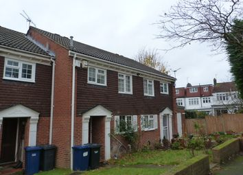 Thumbnail 3 bed terraced house to rent in Mossborough Close, North Finchley