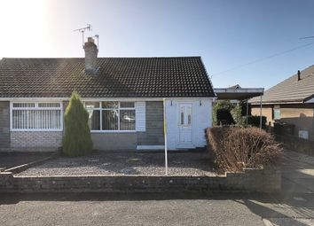 Thumbnail 2 bed semi-detached bungalow for sale in Jefferson Drive, Ulverston
