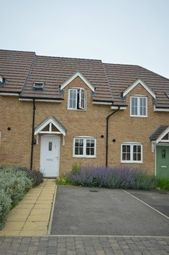 Thumbnail 2 bed terraced house to rent in Ashby Street, Priors Hall, Corby