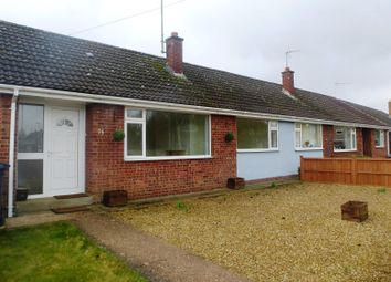 Thumbnail 2 bed semi-detached bungalow to rent in Meadowfield, Sleaford