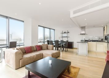 Thumbnail 1 bed flat to rent in 26 Hertsmere Road, London