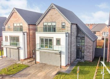 Thumbnail 5 bed detached house for sale in Idle Valley Road, Retford, Nottinghamshire