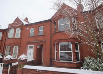 Thumbnail 6 bed terraced house for sale in Gerald Street, Wrexham