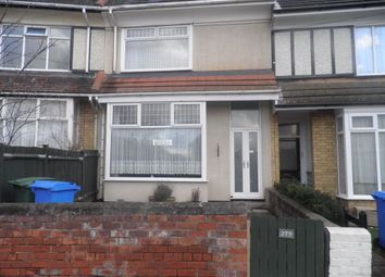 Thumbnail 5 bed terraced house to rent in Queen Street, Withernsea, East Riding Of Yorkshire