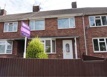 Thumbnail 4 bed terraced house for sale in Edge Avenue, Scartho