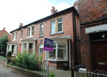 Thumbnail 3 bed end terrace house for sale in Station Road, Sheffield